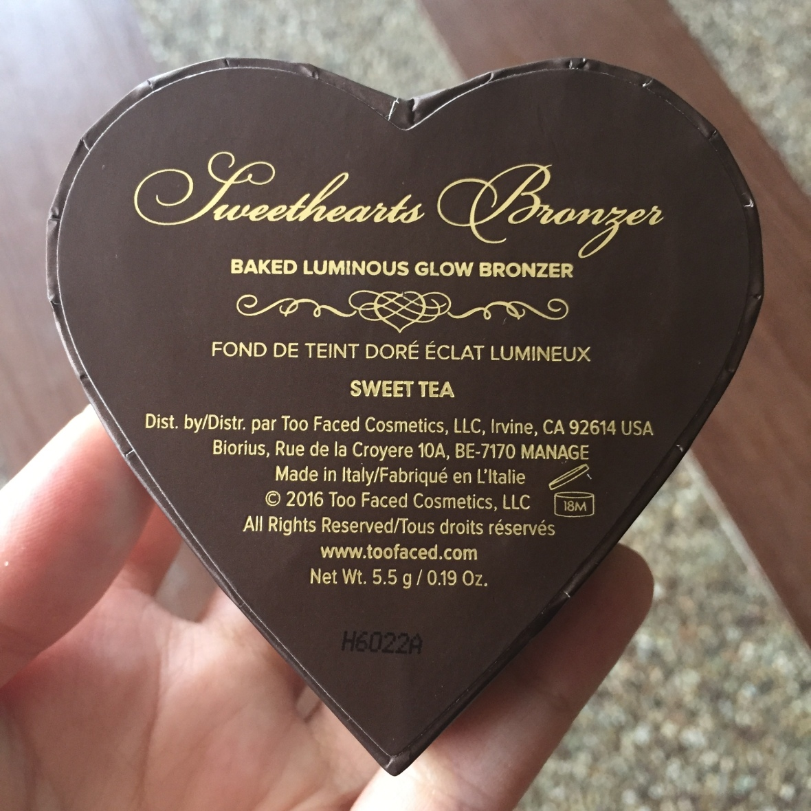 Sweethearts Bronzer by Too Faced #13